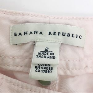 Banana Republic Pants - Banana Republic Light Pink Linen pants F0195